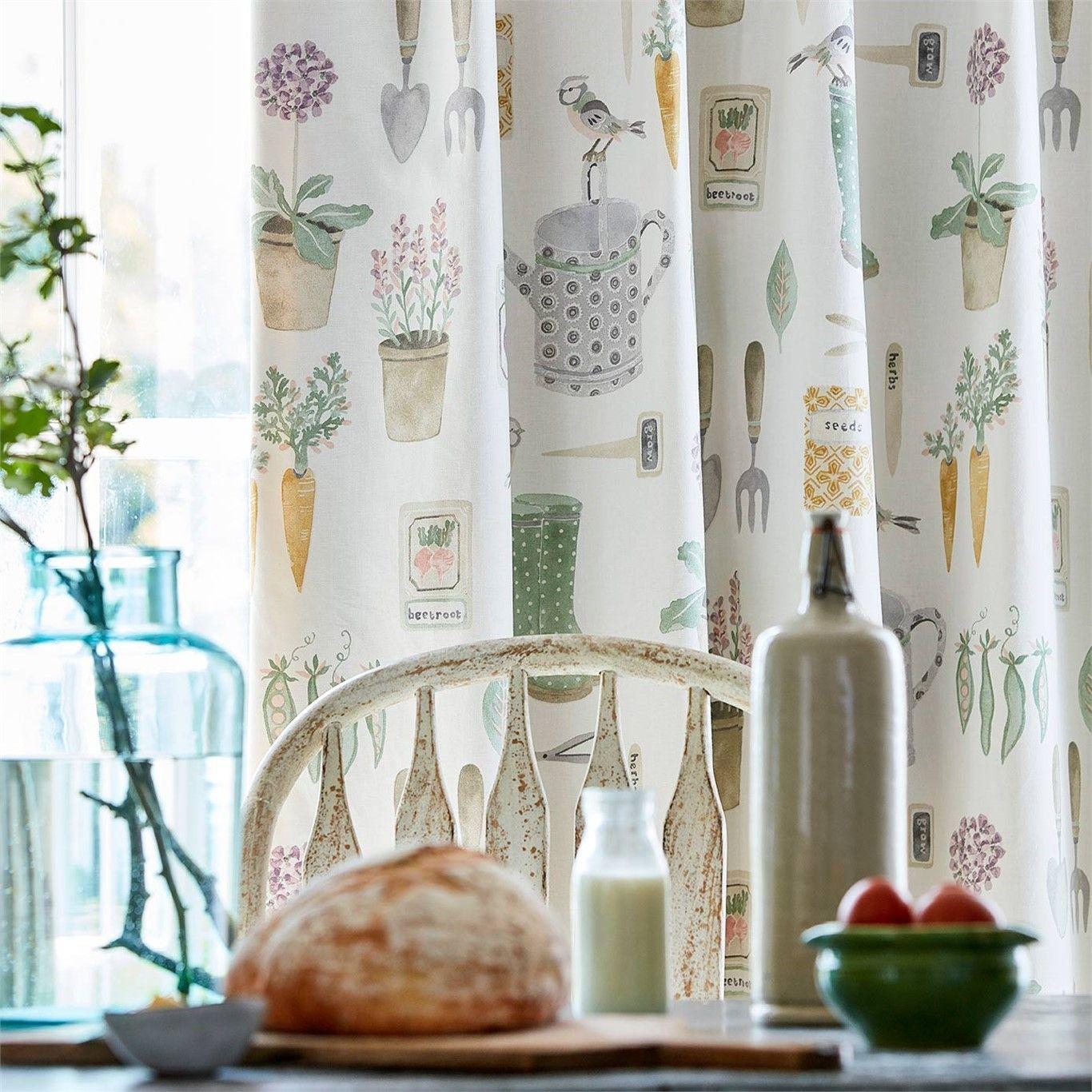 sanderson tessuto d 39 arredamento collezione the potting