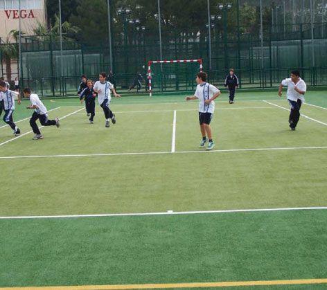 Erba Sintetica Per Calcetto E Tennis