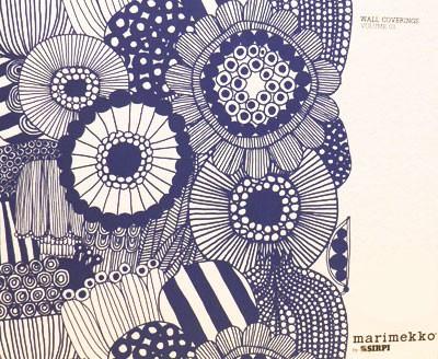MARIMEKKO WALL COVERINGS VOLUME 03